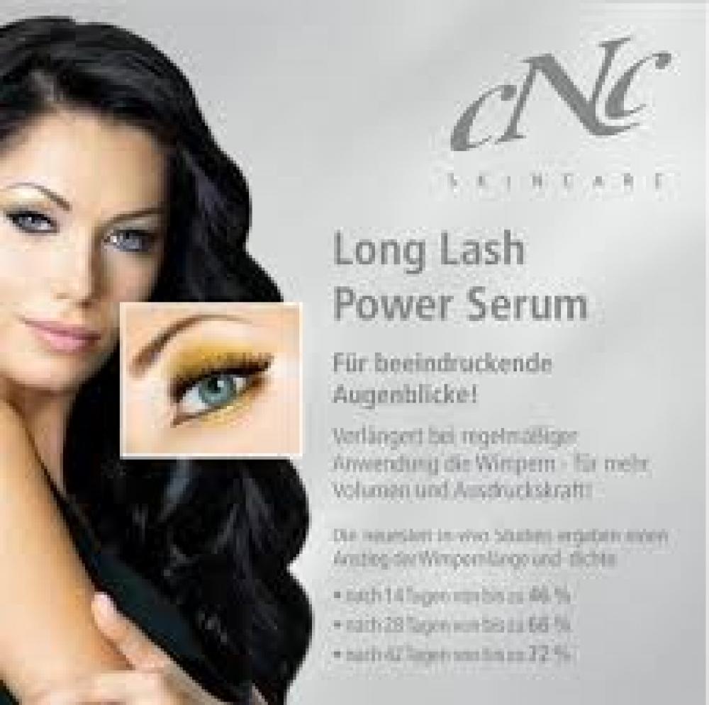 2fc34ccfc02 CNC - Long Lash Power Serum, Wimpernserum • Sens Kosmetik